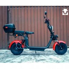 Электроскутер CityCoco WS-PRO 4000W (2*2) 20ah - Красный